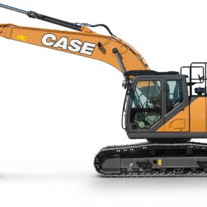 escavatore cx210d case piemme nolo